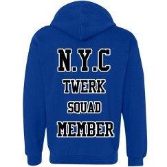 NYC Twerk Squad Member