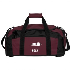 Personalized Football Bag