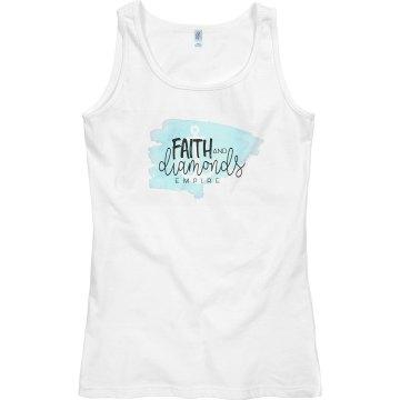 Faith and Diamonds Tank