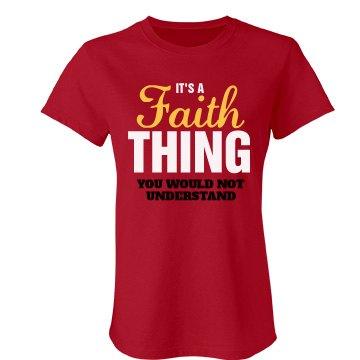 Faith Thing