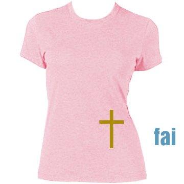 Faith w/ Cross