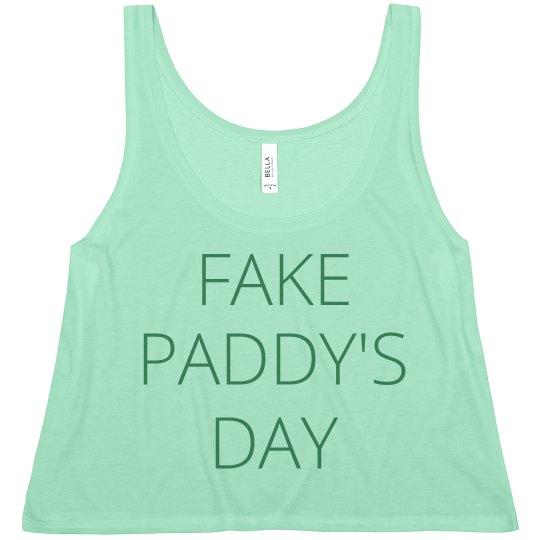 Fake Paddy's Day