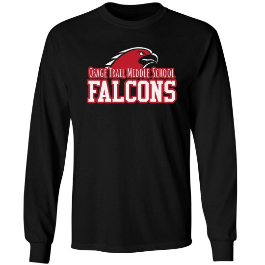 Falcons Long Black