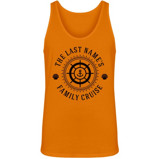 Family Cruise Custom Group Tanks