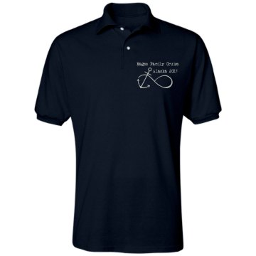 Family Cruise Polo Shirt - Gym