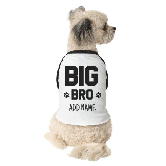 Family Dog Is The Big Bro