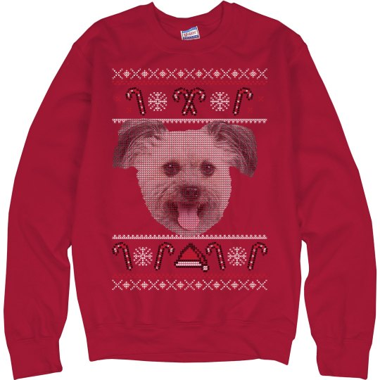 Family Dog Ugly Sweater