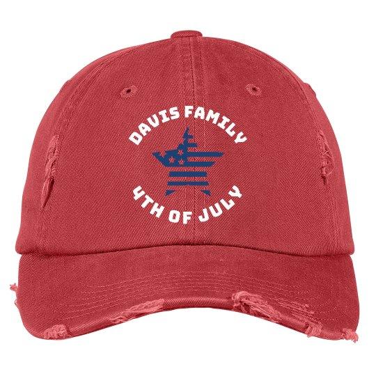 Family Fourth of July Custom