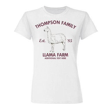 Family Llama Farm