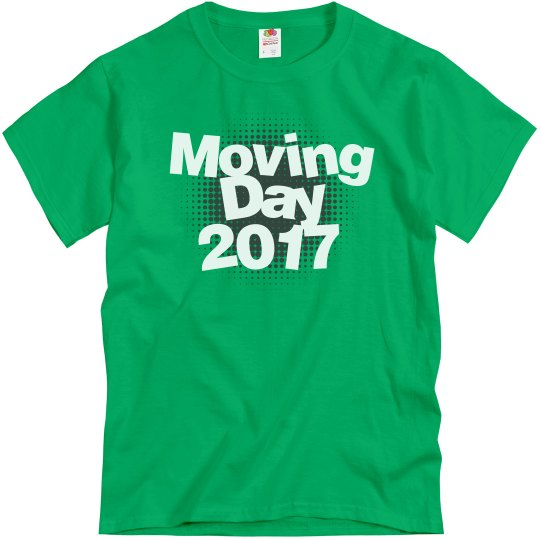 Family Moving Day Tee