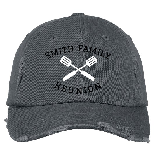 Family Reunion Cookout Custom