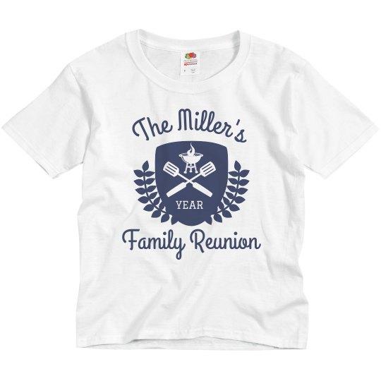 Family Reunion Custom Design