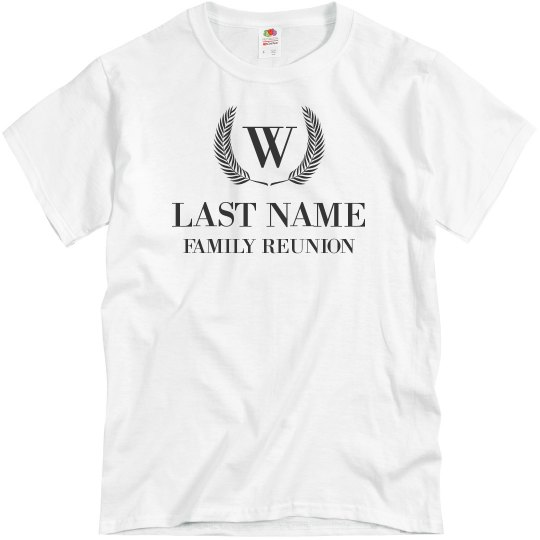 Family Reunion Group Discount Tees