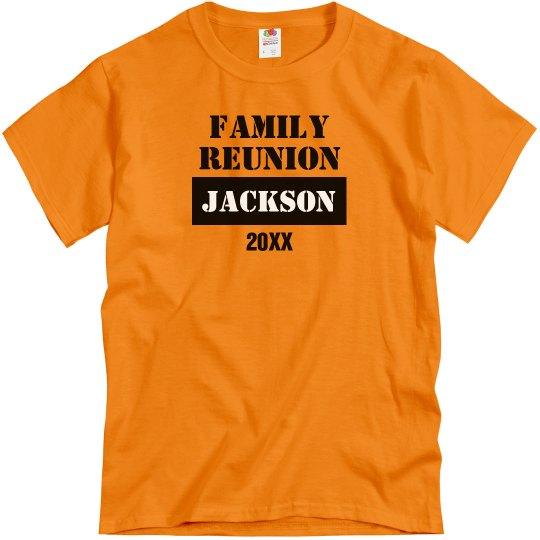 Family Reunion Jail