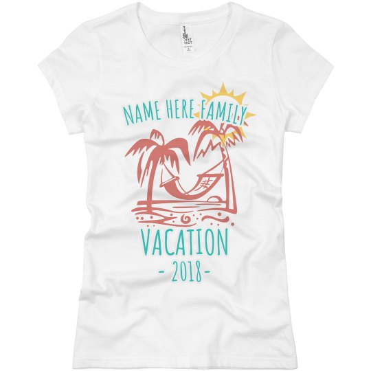 Family Vacation Shirt