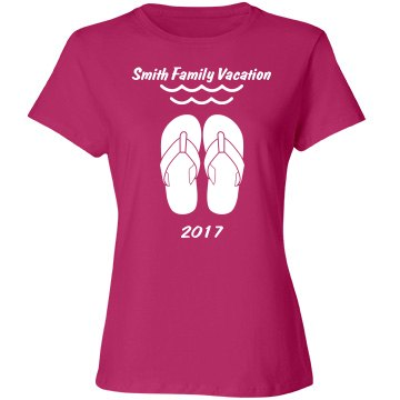 Family Vacation shirt