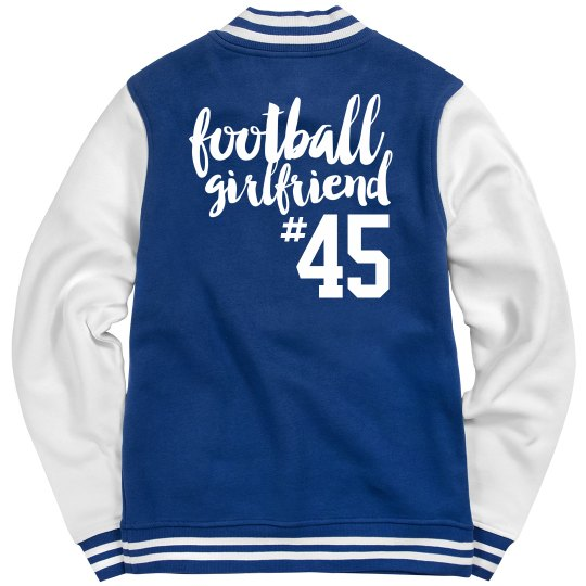 Fancy Football Girlfriend