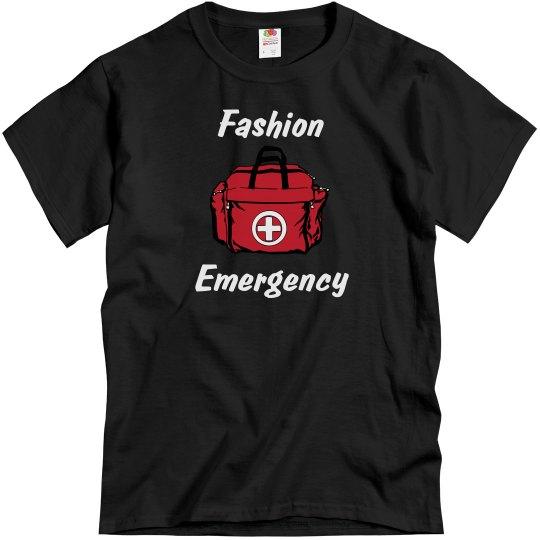 Fashion Emergency Tee