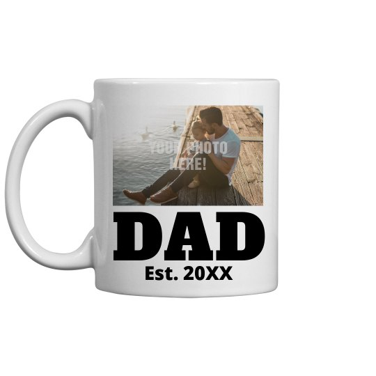 Father's Day Custom Photo Gifts