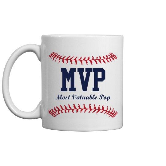 Father's Day MVP Baseball Gift