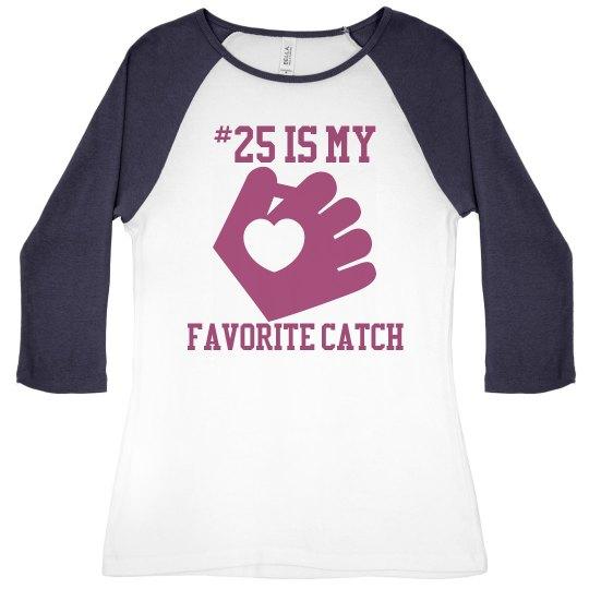 Favorite Catch Baseball