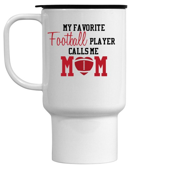 Favorite Football Player - Cup