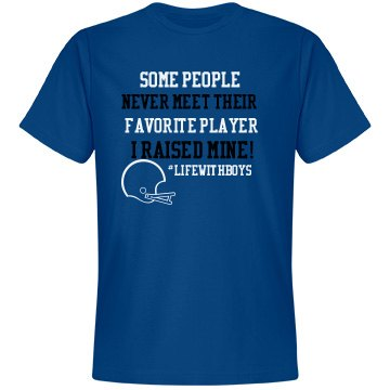 Favorite Player Football (Soft Unisex)