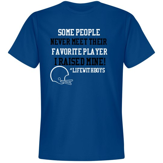 Favorite Player Football (Soft Unisex)