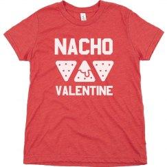 Funny Kids Nacho Valentine's Day