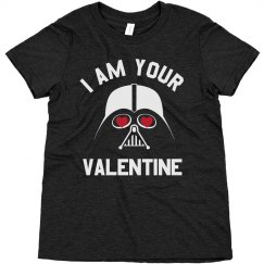 Darth Vader Funny Kids Valentine