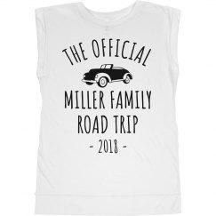 Custom Family Road Trip