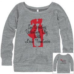 V Day Sweatshirt Louis