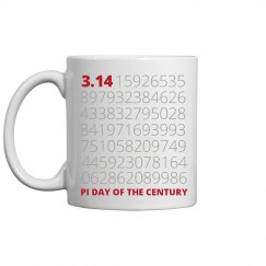 Pi Day of the Century
