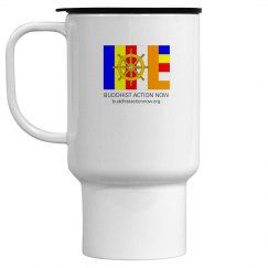Buddhist Action Now Travel Mug