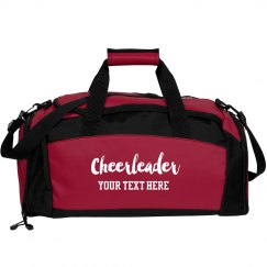 CUSTOM CHEER SQUAD BAG