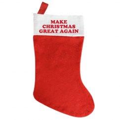 Make Christmas Great Again Trump