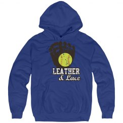 Leather &Lace SBall Sweat