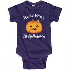 My First Halloween Baby