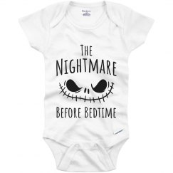 The Nightmare Before Bedtime