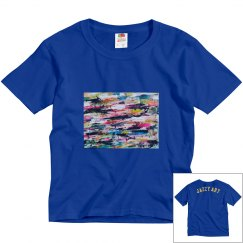 Youth Boys AbstractEnergy Tee