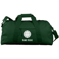 a603b7974500 Custom Name Volleyball Bag