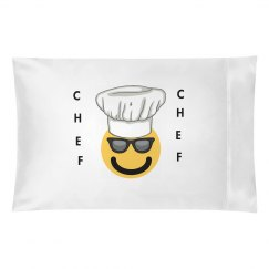 Chef EMOJI Pillow