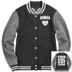 Girl Got Game Jacket