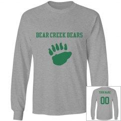 Bear Creek Bears Unisex Tee