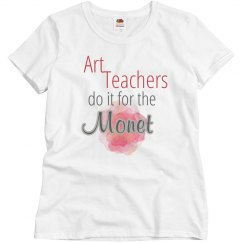 Art Teachers - Monet