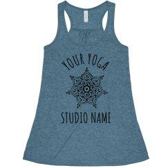 Custom Yoga Studio Design