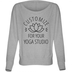 Custom Yoga Studio Lotus