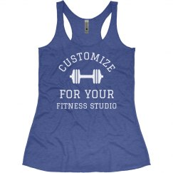 Custom Fitness Studio Gear