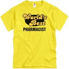 World's best Pharmacist