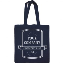 CUSTOM SMALL BUSINESS TOTE BAGS